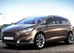 Ford S-Max Concept получит целый ряд инновационных систем, в том числе сможет определять состояние здоровья водителя и пассажиров.