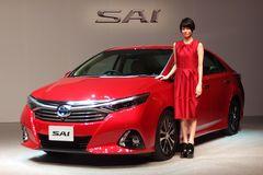 Новость о Toyota Sai