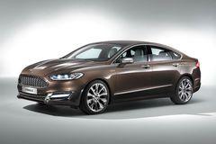 Первой премиальной моделью Ford для Европы станет Mondeo новейшего, пятого поколения.