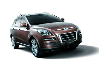 Тайваньцы объявили цены на кроссовер Luxgen7 SUV. От 1 320 000 рублей