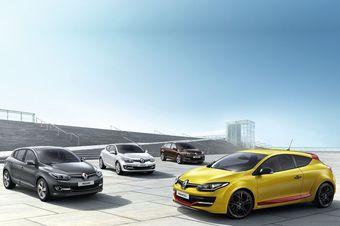 Обновление затронуло все модификации Renault Megane