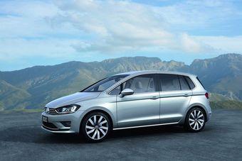 В Volkswagen обещают, что Golf Sportsvan сохранит присущие «Гольфу» ездовые качества, но при этом будет более функциональным и практичным, чем родственный хэтчбек.