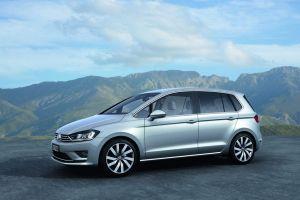 Volkswagen Golf теперь и компактвэн Sportsvan
