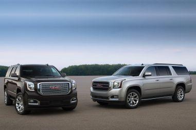 GM представила новое поколение Chevrolet Tahoe, Suburban и GMC Yukon