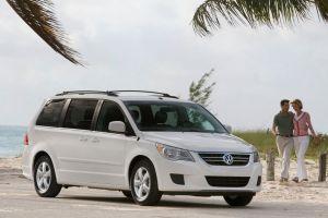 Volkswagen снимает с производства минивэн Routan