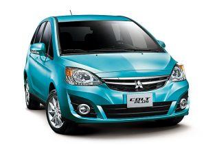 Компания Mitsubishi обновила компактвэн Colt Plus для тайваньского рынка