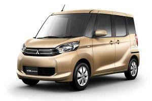 DAYZ Roox и eK Space — новички в ряду кей-каров Nissan и Mitsubishi