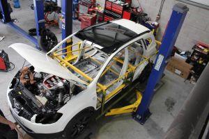 Британцы решили построить 1000-сильный суперкар из Nissan Qashqai+2