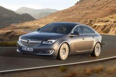 Новость о Opel Insignia