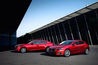 Главным дебютантом Токийского автосалона от Mazda станет новое поколение седана и хэтчбека Axela (Mazda3). Газобензиновый вариант может стать четвертой модификацией в линейке модели.