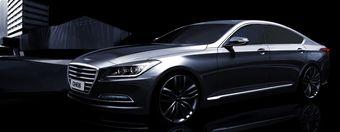 Очередное поколение Hyundai Genesis получило не только новый дизайн, но и фирменную систему полного привода HTRAC.