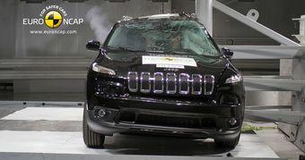 Все протестированные модели показали «пятизвездный» уровень безопасности, однако каждая из машин в отдельности все же вызвала нарекания у экспертов.