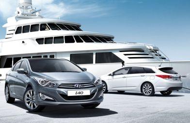 Российский вариант Hyundai i40 получил 2,0-литровый двигатель спрямым впрыском топлива