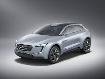 Помимо прочего, Subaru привезет в Токио модель Viziv — один из последних своих концептов, который уже показывали в этом году в Женеве и Франкфурте.