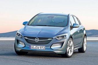 Таким может оказаться новый Opel Astra по версии Auto Express