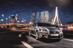 Новость о Lexus GS350