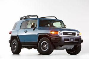 Toyota прощается с внедорожником FJ Cruiser спецверсией Trail Teams Ultimate Edition