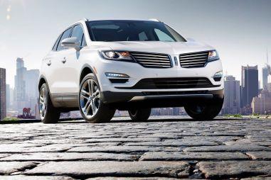 Lincoln представил свой вариант Ford Kuga