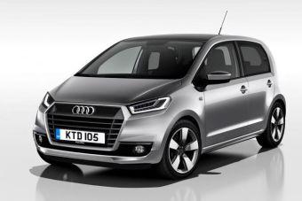 Дизайнеры AutoExpress уже предположили, как может выглядеть компактная модель Audi A0.