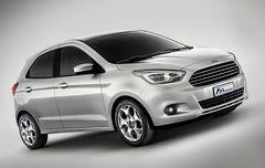 Новость о Ford Ka