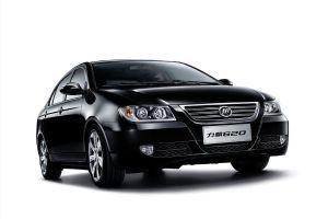 Lifan начинает продажи седана Solano с вариатором