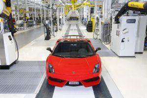 Конвейер Lamborghini покинул последний суперкар Gallardo