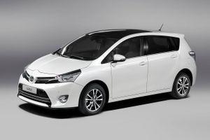 Toyota Verso получит дизельный мотор BMW