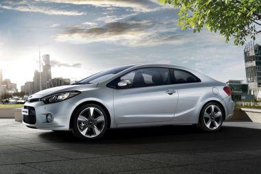 Новое купе Kia Cerato Koup предложат от 830 тысяч