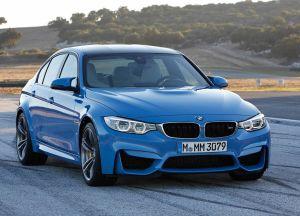 BMW показала новый седан M3 и купе M4