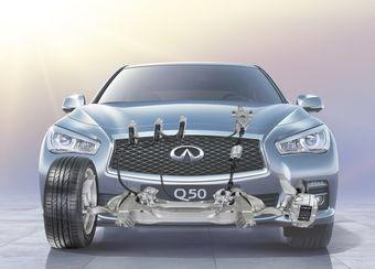 Инновационную систему рулевого управления компании Nissan может подвести программное обеспечение.