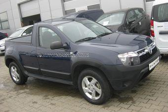 Пойдет ли новый вариант Dacia Duster в массовое производство, станет известно позже.