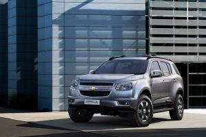 Chevrolet снизил стоимость внедорожника TrailBlazer