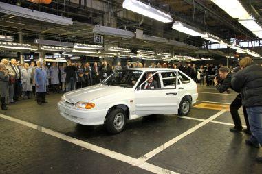 «АвтоВАЗ» завершил выпуск автомобилей семейства Lada Samara