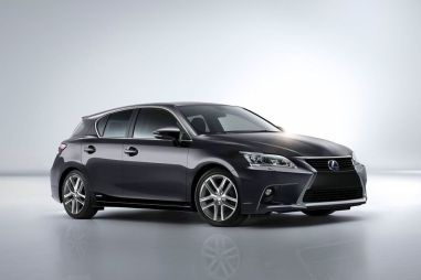 Российский Lexus объявил цены на обновленный гибрид CT200h