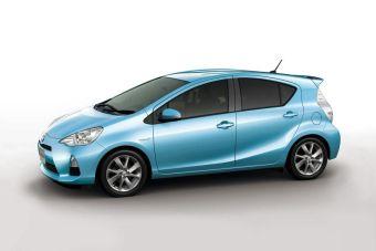 Хэтчбек Toyota Aqua в 2013 году стал самым продаваемым автомобилем на японском рынке.