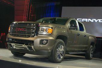 Модель, родственная показанному ранее Chevrolet Colorado, поступит в продажу на рынке США в конце этого года.