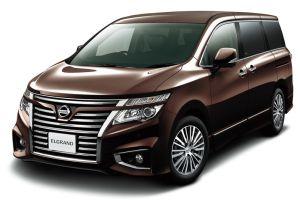 Большой рестайлинг минивэна Nissan Elgrand представлен в Японии