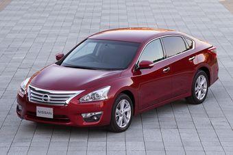 В Японии новый Nissan Teana будет доступен с единственно возможным 2,5-литровым двигателем, вариатором и передним приводом.