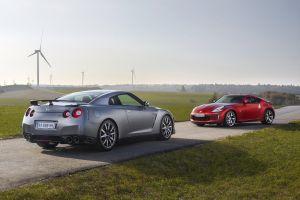 Новый Nissan Z станет более компактным, GT-R получит гибридный привод