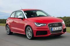 Audi S1 с точки зрения иллюстраторов издания Auto Express.