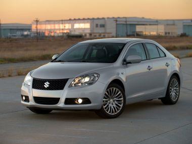 Suzuki прекратит продажи седана Kizashi в России