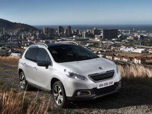 Peugeot назвал цены на кроссовер 2008: от 649 тысяч за версию с 3 цилиндрами