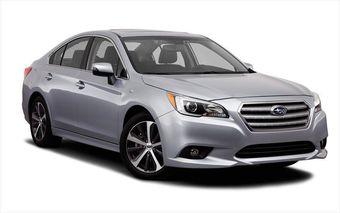 Новая Subaru Legacy получилась более «спокойной», чем показанный ранее концепт.