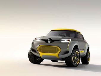 Kwid стал первым концептом Renault, представленным за пределами Европы.