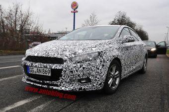 Премьера нового поколения семейства Chevrolet Cruze состоится в конце 2015 года.