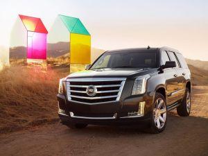 Cadillac представит европейские версии ATSCoupe и Escalade наЖеневском автосалоне