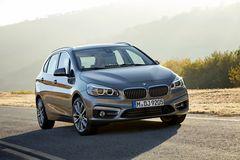 Первая переднеприводная модель BMW поступит на рынок с 3- или 4-цилиндровыми турбомоторами. Позднее появятся версии с полным приводом, пакетом M Sport и 7 посадочными местами в салоне.