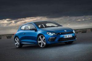 Volkswagen подготовил к Женеве рестайлинговые хэтчбеки Scirocco и Scirocco R