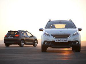 Peugeot 2008 получит гибридную силовую установку на сжатом воздухе