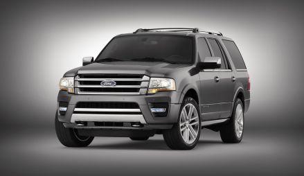 Ford оснастил обновленный Expedition турбомотором и трехрежимной подвеской